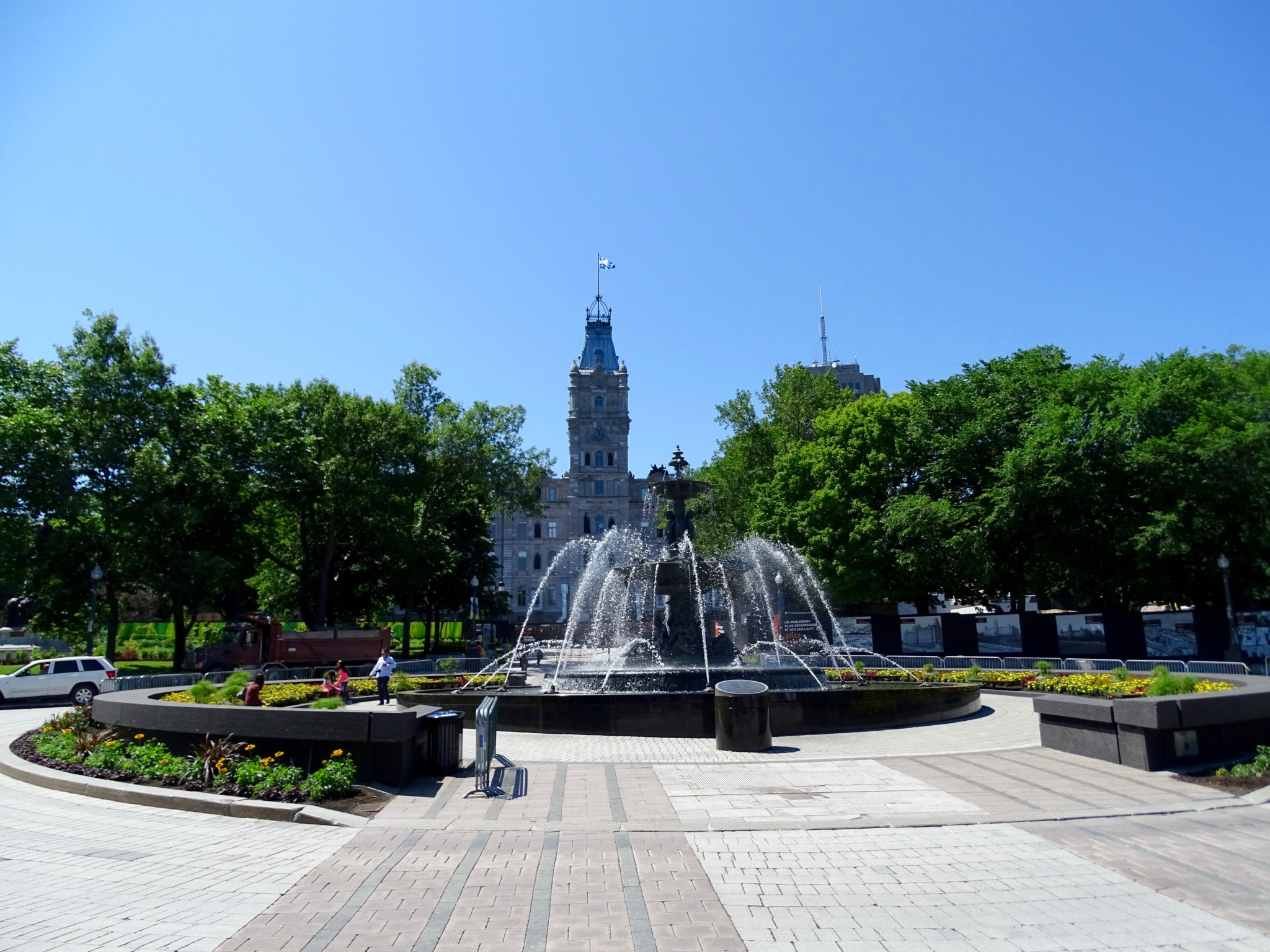 Südost-Kanada: Québec